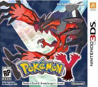 Pokémon Y [interactive multimedia (video game for Nintendo 3DS)].
