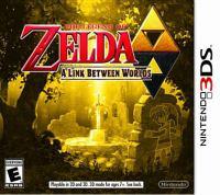 The legend of Zelda [interactive multimedia (video game for Nintendo 3DS)] : a link between worlds.