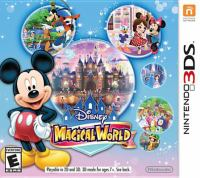 Disney magical world [interactive multimedia (video game for Nintendo 3DS)].