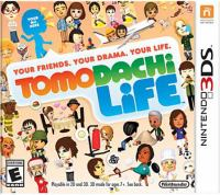 Tomodachi life [interactive multimedia (video game for Nintendo 3DS)] : your friends, your drama, your life.