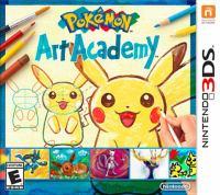 Pokémon art academy [interactive multimedia (video game for Nintendo 3DS)].