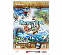 Fantasy life [interactive multimedia (video game for Nintendo 3DS)].