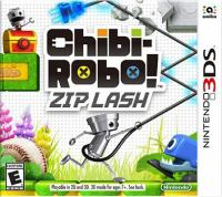 Chibi-Robo! Zip lash [interactive multimedia (video game for Nintendo 3DS)].