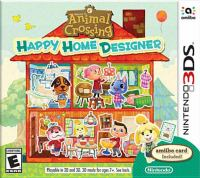Animal Crossing: happy home designer [interactive multimedia (video game for Nintendo 3DS)].