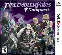 Fire emblem fates [interactive multimedia (video game for Nintendo 3DS)] : Conquest