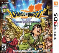 Dragon quest VII [interactive multimedia (video game for Nintendo 3DS)] : Fragments of the forgotten past.