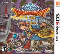 Dragon Quest. VIII : Journey of the cursed king [electronic resource (video game for Nintendo 3DS)].