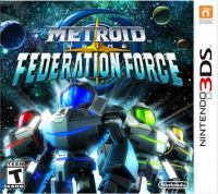 Metroid Prime : Federation Force [electronic resource (video game for Nintendo 3DS)].