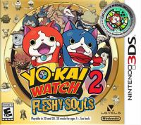Yo-kai watch 2 [electronic resource (video game for Nintendo 3DS)] : Fleshy souls.