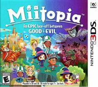 Miitopia [electronic resource (video game for Nintendo 3DS)].