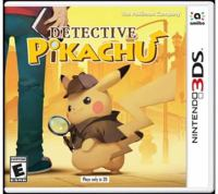 Detective Pikachu [electronic resource (video game for Nintendo 3DS)].
