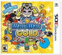 WarioWare gold [electronic resource (video game for Nintendo 3DS)].