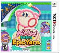 Kirby's extra epic yarn [electronic resource (video game for Nintendo 3DS)].