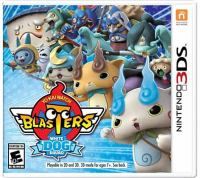 Yo-kai watch blasters [electronic resource (video game for Nintendo 3DS)]  : white dog squad