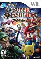 Super Smash Bros. brawl [interactive multimedia (video game for Wii)].