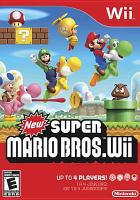 New Super Mario Bros. Wii [interactive multimedia (video game for Wii)].