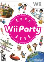 Wii party [interactive multimedia (video game for Wii)].