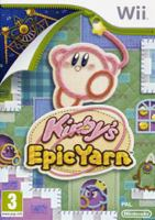 Kirby's epic yarn [interactive multimedia (video game for Wii)].