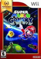 Super Mario galaxy [interactive multimedia (video game for Wii)].