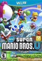 New super Mario Bros. U [interactive multimedia (video game for Wii U)].