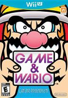 Game & Wario [interactive multimedia (video game for Wii U)].