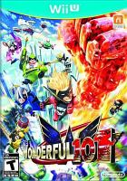 The wonderful 101 [interactive multimedia (video game for Wii U)].