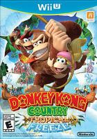 Donkey Kong country tropical freeze [interactive multimedia (video game for Wii U)].
