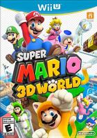 Super Mario 3D world [interactive multimedia (video game for Wii U)].