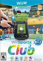 Wii sports club [interactive multimedia (video game for Wii U)].
