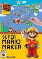 Super Mario Maker [interactive multimedia (video game for Nintentdo Wii U)].