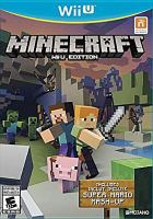 Minecraft [electronic resource (video game for Wii U)].
