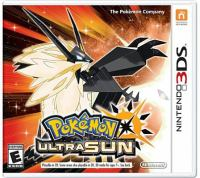 Pokemon ultra sun [electronic resource (video game for Nintendo 3DS)]