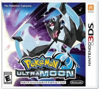 Pokemon ultra moon [electronic resource (video game for Nintendo 3DS)