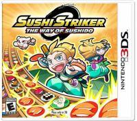 Sushi striker [electronic resource (video game for Nintendo Switch)] : the way of Sushido.