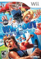 Wipeout : [interactive multimedia (video game for Wii)]. the game