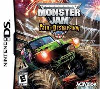 Monster jam [interactive multimedia (video game for Nintendo DS)] : path of destruction.