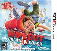 Wipeout. Create & crash [interactive multimedia (video game for Nintendo 3DS)].