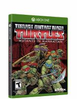 Teenage Mutant Ninja Turtles [electronic resource (video game for Xbox One)]: Mutants in Manhattan.