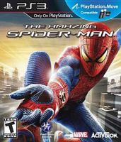 The amazing Spider-Man [interactive multimedia (video game for PS3)]