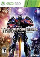 Transformers. Rise of the dark spark [interactive multimedia (video game for Xbox 360)].