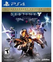 Destiny. The taken king [interactive multimedia (video game for PS4)]