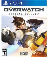 Overwatch [interactive multimedia (video game for PS4)].