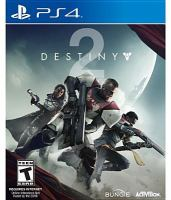 Destiny 2 [electronic resource (video game for PS4)].
