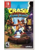 Crash Bandicoot N. sane trilogy [electronic resource (video game for Nintendo Switch)]