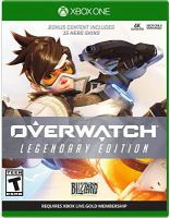 Overwatch [electronic resource (video game for Xbox One)].