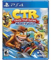 CTR [electronic resource (video game for PS4)] : Crash team racing : nitro fueled