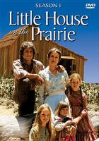 Little house on the prairie [videorecording (DVD)] : season 1
