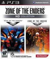 Zone of the enders. HD collection [interactive multimedia (video game for PS3)]