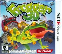 Frogger 3D [interactive multimedia (video game for Nintendo 3DS)].