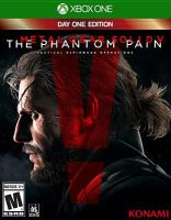 Metal gear solid V: the phantom pain [interactive multimedia (video game for Xbox One)] : tactical espionage operations.